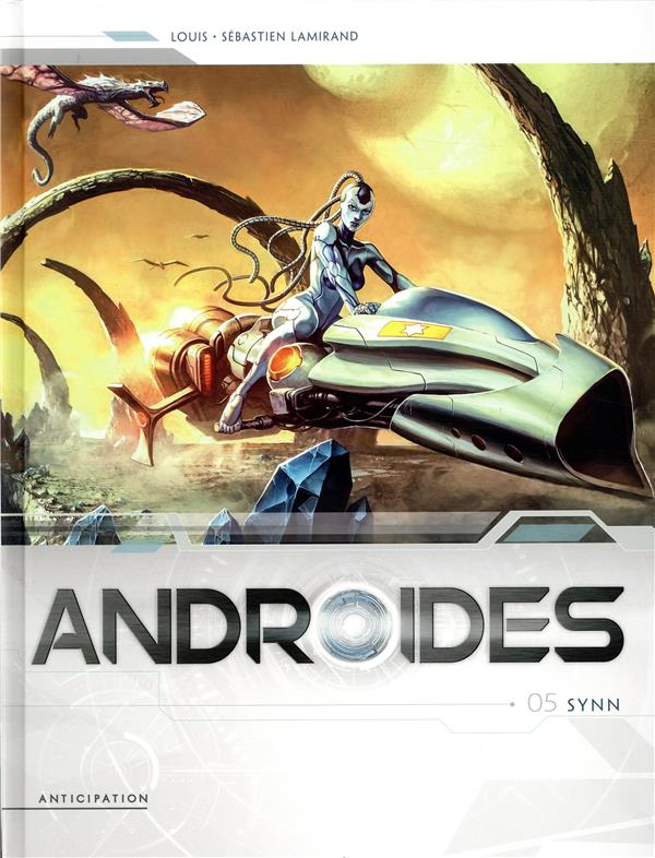 ANDROIDES - T05 - ANDROIDES 05 - SYNN